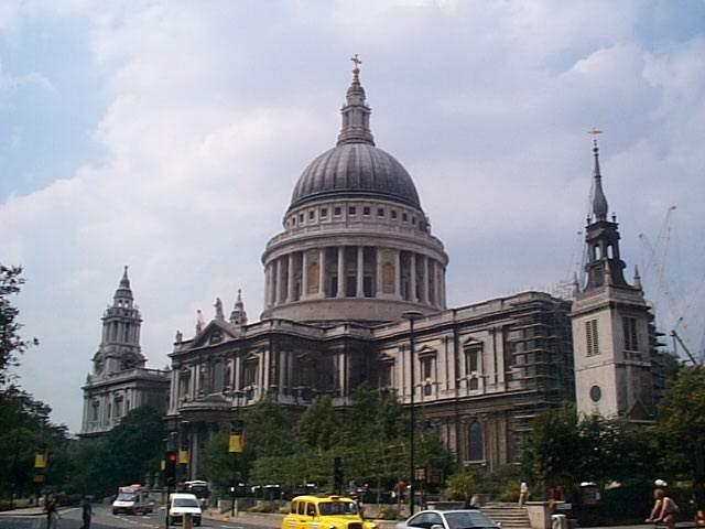 Menikmati Keindahan Gereja Dan Katedral Di London Inggris