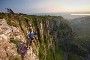 Tebing Cheddar Gorge
