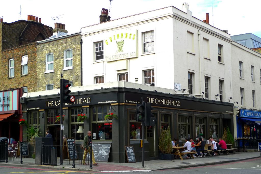 Beberapa Tempat Bar dan Pub Terbaik Di Camden London