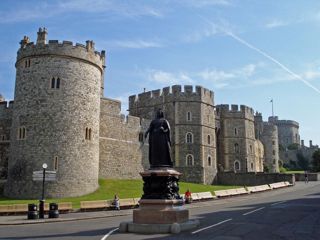 Wisata Menawan Windsor Castle Di Inggris