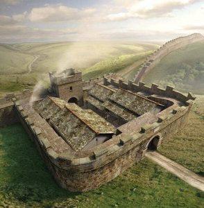 Mengulas Tentang Sejarah Tembok Hadrianus Di Inggris